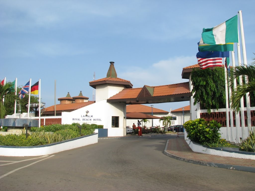 La Palm Royal Beach Hotel, Labadi Road, Accra, Ghana
